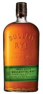 Bulleit Rye Mash Whiskey 750ml